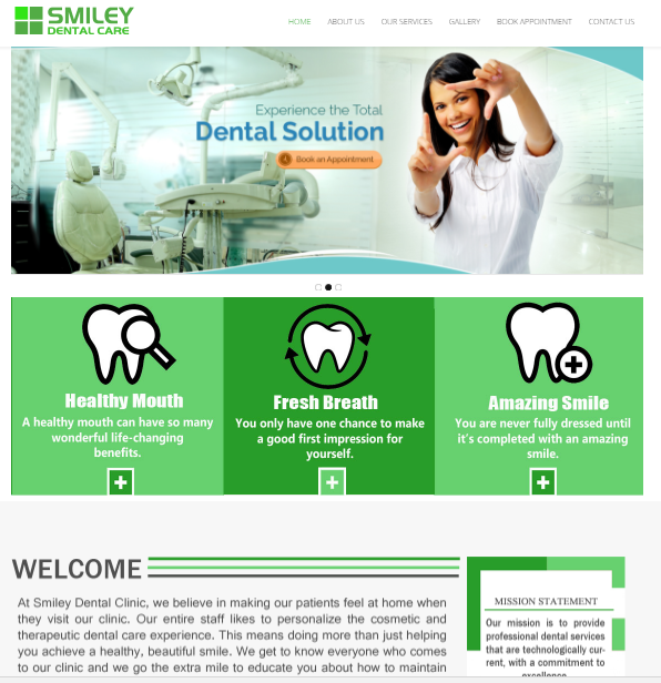 smiley dental clinic